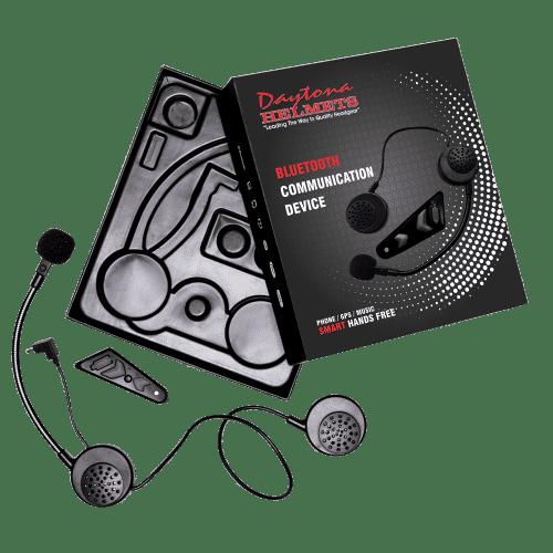 Daytona Helmets Bluetooth Communication Device BT