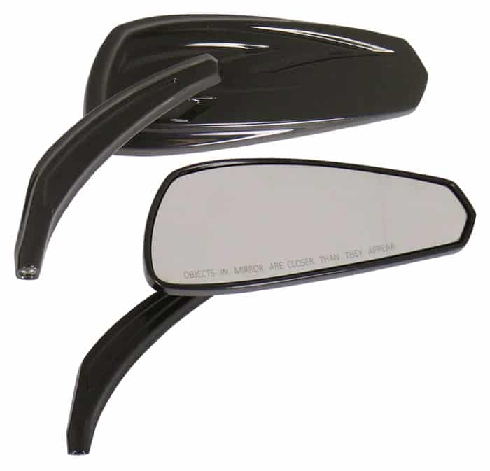 Custom Mirror Sets For All Harley Models
