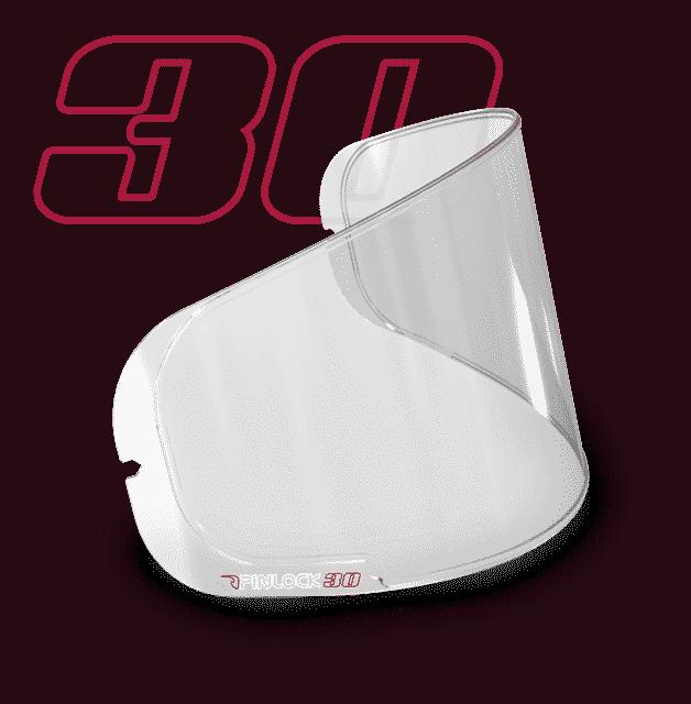 Daytona Helmets PINLOCK 30 LENS- CLEAR