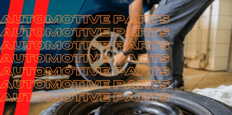 Automotive Parts Banner