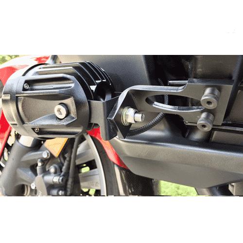 Universal Foglight Attachment Brackets for Honda CTX1300