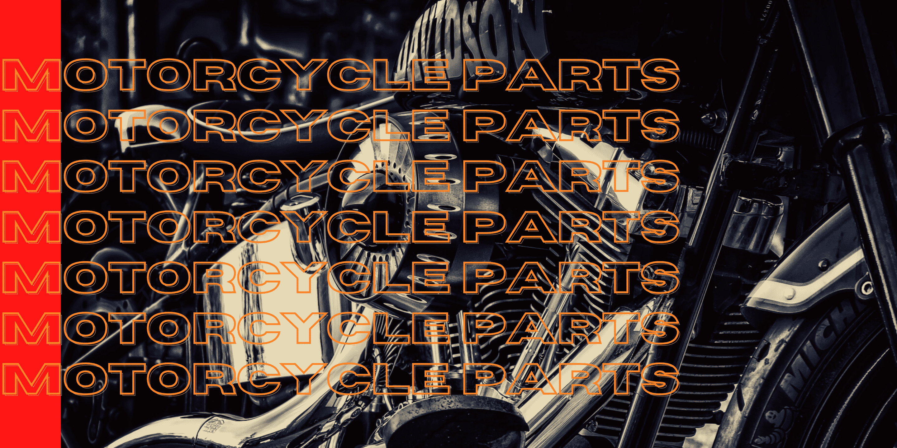 PerformanceGadgetStore.com Motorcycle Parts Webpage Banner